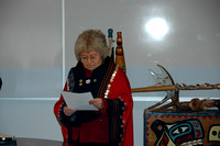 Swearing in of Gitlaxt'aamiks Village Councillors - February 1, 2013