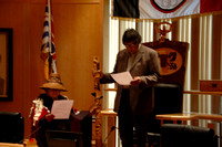 Swearing In Ceremony Sept 2014